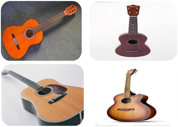 吉他静电喷涂线