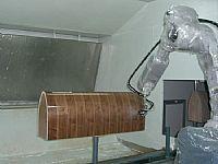 家具机器人喷涂线