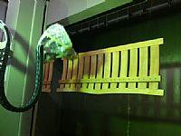 木器旋碟静电喷涂